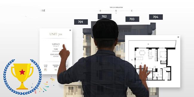 Digital Interactive Development Model